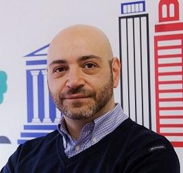 Dave Di Vito il nostro staff British Institutes Roma Salario