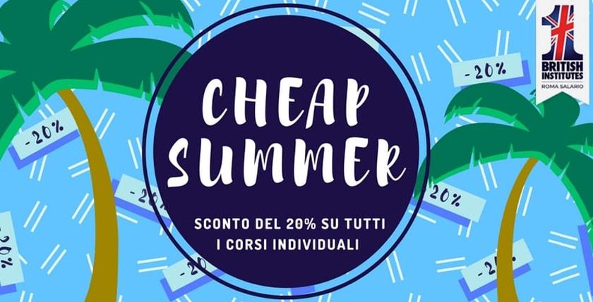Promozione Cheap Summer
