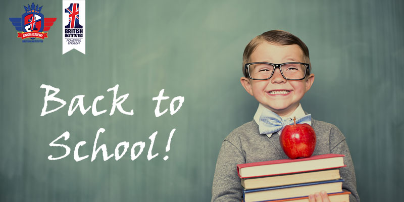 Promozione Back to School Junior Academy 2019