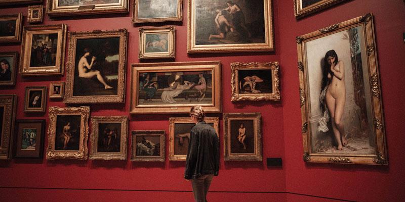 Inglese per viaggiare: frasi in inglese al museo